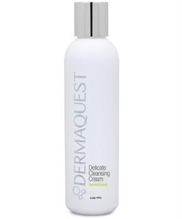 Молочко очищающее для деликатной кожи лица / DermaQuest / набор с семплами
