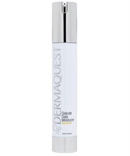 Увлажняющий крем успокаивающий для деликатной кожи лица / DermaQuest / набор с семплами